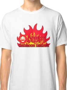 Occupy Mushroom Kingdom Classic T-Shirt