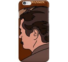 Swanson iPhone Case/Skin