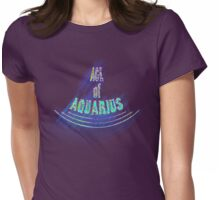 Age of Aquarius Womens Fitted T-Shirt