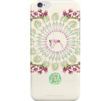 yoga garden III iPhone Case/Skin