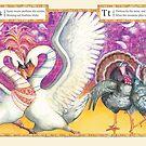 Ballroom Bonanza: Swans samba, Turkeys twist by Nina Rycroft