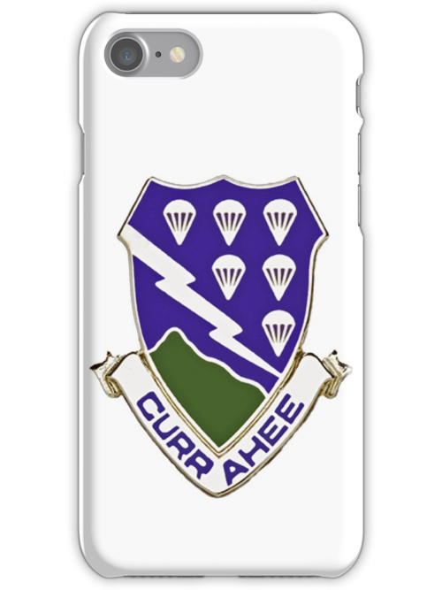 Currahee - 506th Infantry - 101st Airborne  by Buckwhite