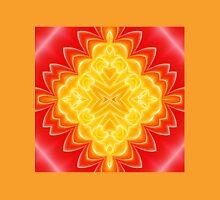 Orange pattern Unisex T-Shirt