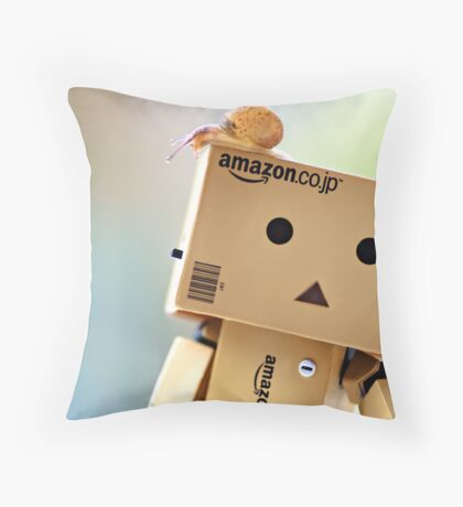 where are you lil buddy? Throw Pillow