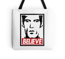 BELIEVE GIANT Tote Bag