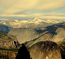 Another Magestic High Country View by davesdigis