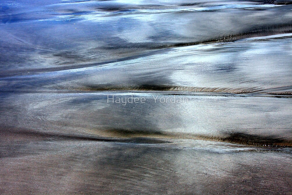 Sea and Sand Forms by Haydee  Yordan