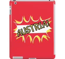 Austria Flag iPad Case/Skin