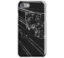 BLACK Electronic Underground #10 iPhone Case/Skin