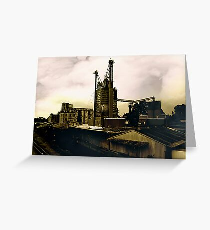 Houston Where Are You? Greeting Card