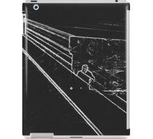 BLACK Electronic Underground #11 iPad Case/Skin