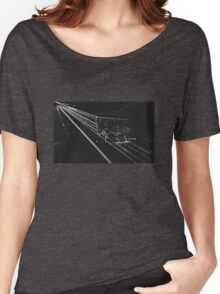 BLACK Electronic Underground #11 Women's Relaxed Fit T-Shirt