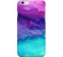The Sound - Abstract Ombre Watercolor iPhone Case/Skin