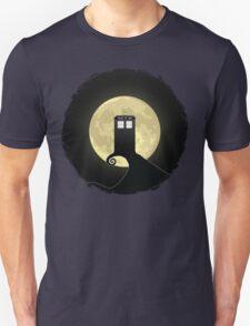 Nightmare Before A Tardis Unisex T-Shirt