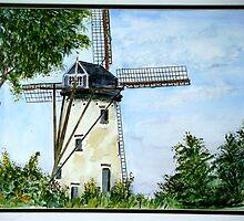 Flanders Mill by inker1