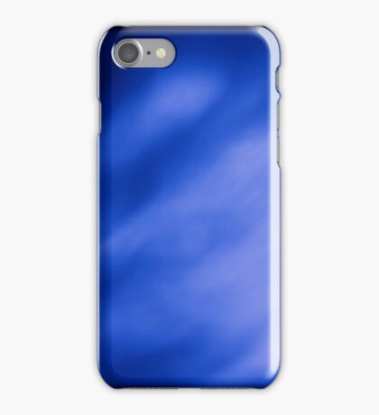Blue Ethereal Chill iPhone Case/Skin