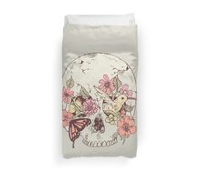 Life in Your Eyes Duvet Cover
