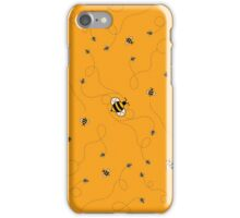 Busy as a Bee w/BG iPhone Case/Skin