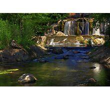 Waterfall 6 Photographic Print