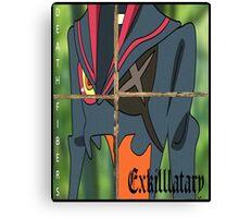 Exkillatary Death La Grips  Canvas Print