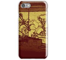 BLACK Electronic Underground #5 iPhone Case/Skin