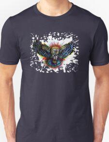 Color Barn Owl T-Shirt