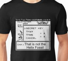That's Not The Helix Fossil Unisex T-Shirt