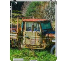 The Truck that is Stuck... iPad Case/Skin