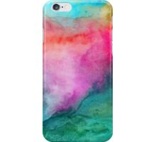 Staring at The Ceiling - Abstract Watercolor iPhone Case/Skin