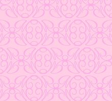 M abstract -- pink by Jayca