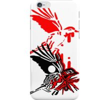 Birds Shot iPhone Case/Skin