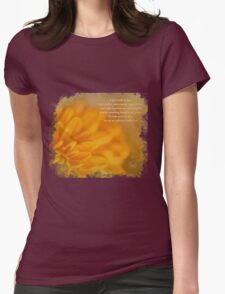 Layers of Life Womens Fitted T-Shirt