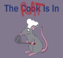 The Rat Is In Kids Tee
