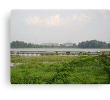 Bridge of Peace Canvas Print