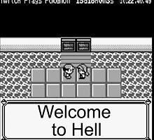 Welcome to Hell by Hadam10Rose