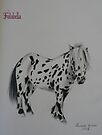 Falabella Pony (For Diana-Lee Saville) by louisegreen
