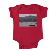 barmouth harbour One Piece - Short Sleeve