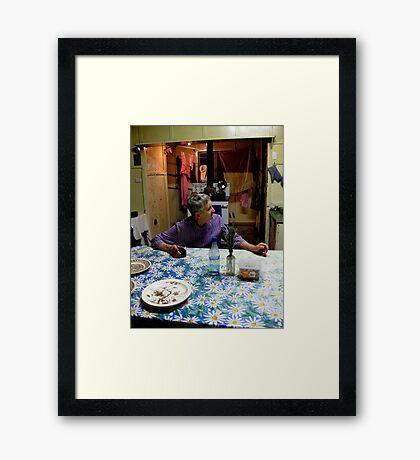 bushmum Framed Print