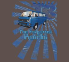 Volkswagen Kombi Tee shirt- T3 the Forgotten Kombi T-Shirt