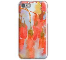 Epoque - Abstract Floral Watercolor iPhone Case/Skin