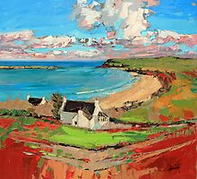 Bay At Trotternish by scottnaismith