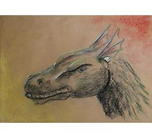 The Dragon Photographic Print