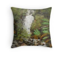 Stevenson Falls Throw Pillow