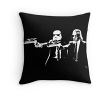 "Darth Vader - Say ""What"" Again! Version 3 Throw Pillow"