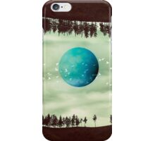 When the birds are made of stars iPhone Case/Skin