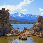 Mono Lake, California by WhoTLEoyd