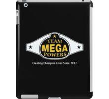 TMP Logo & Slogan Swag iPad Case/Skin