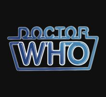 Doctor Who 80s Logo by Findis