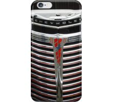 1941 CHEVROLET GRILL iPhone Case/Skin