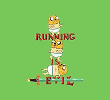 Running is Evil by Shannon Manteufel